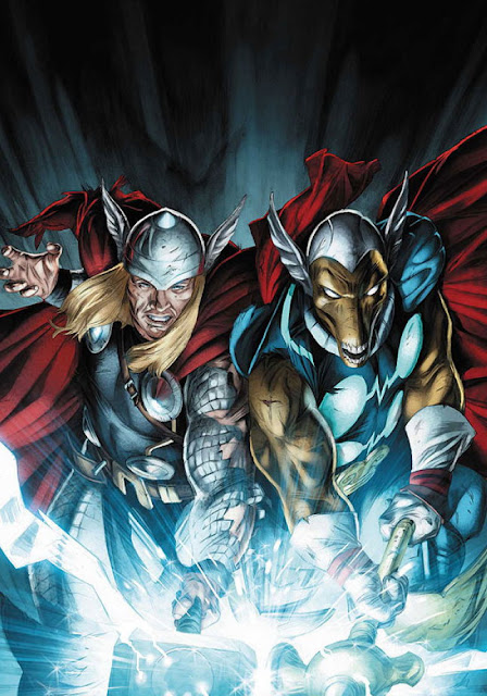 Beta Ray Bill (Marvel Comics) Character Review - with Thor