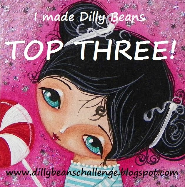 I made Top Three at