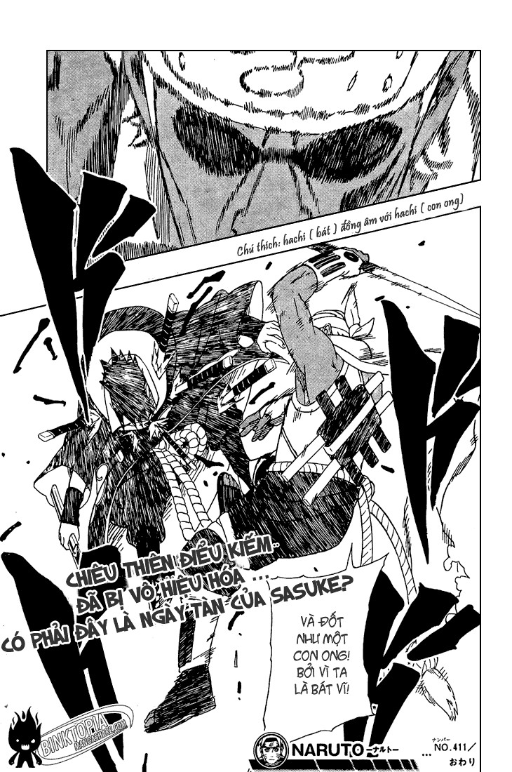 Naruto chap 411 Trang 20 - Mangak.info