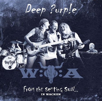 DEEP PURPLE: Δυο νέα live CD/DVD τον Αύγουστο