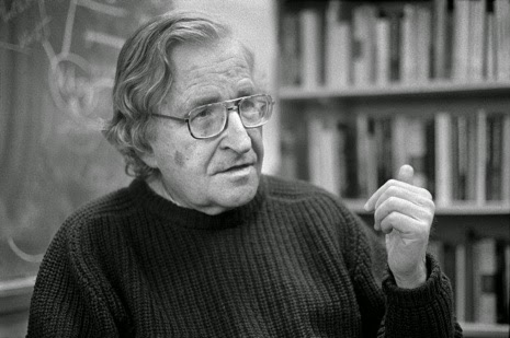 noam chomsky education university
