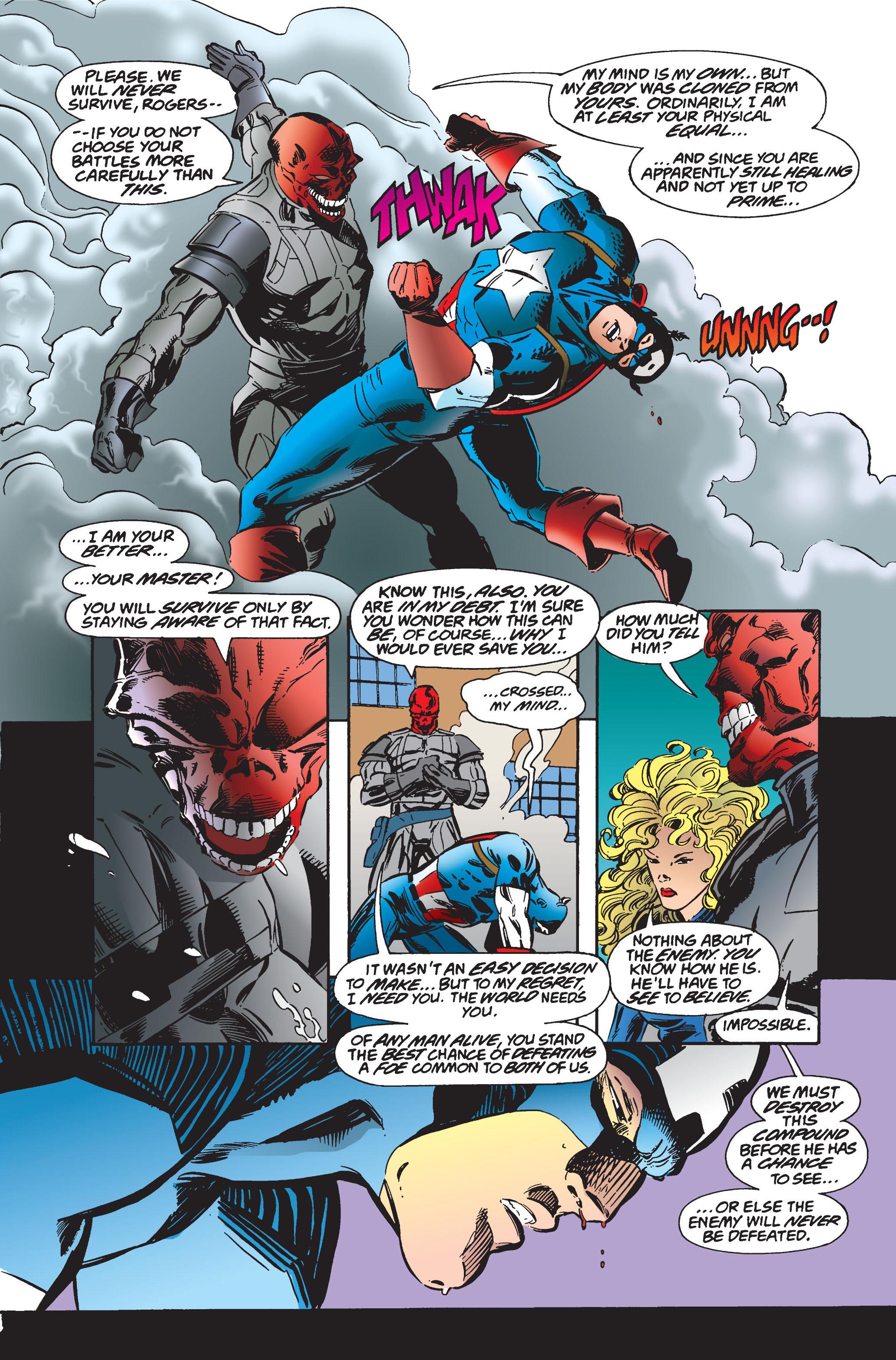 Captain America (1968) Issue #445 #399 - English 19