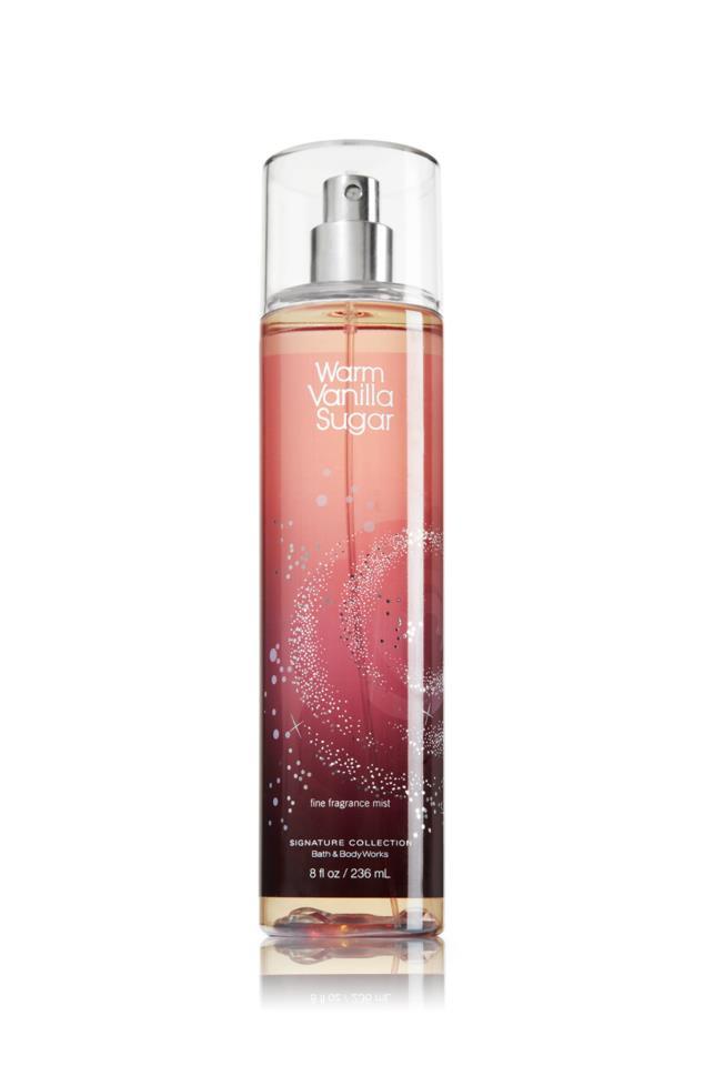 Fragrance Attic: Bath and Body Works Fine Fragrances