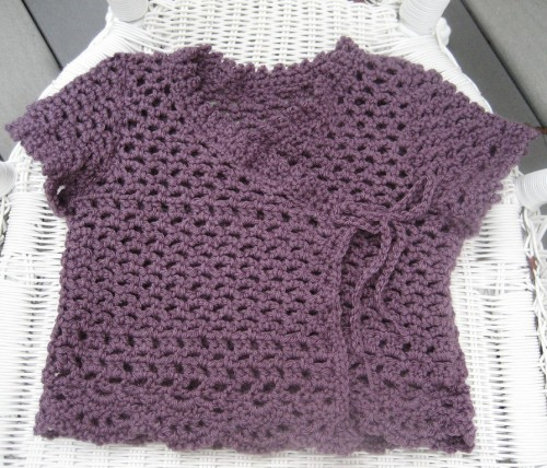 Lacy Child's Top - Free Pattern