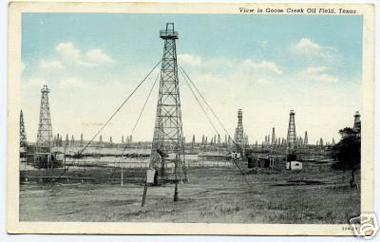 PELLY OIL FIELD