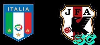 Prediksi Pertandingan Italia vs Jepang 20 Juni 2013