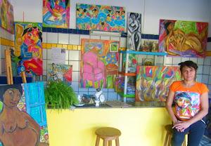 ENTREVISTA REALIZADA EM 2011 - Por Larissa Molina estudante de Comunicação da UFRB Cachoeira