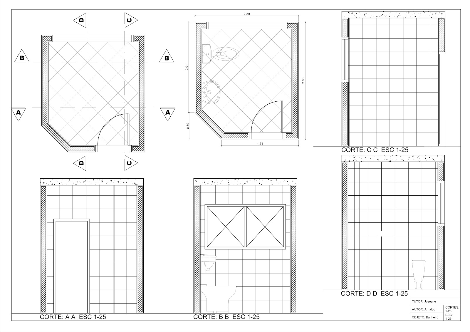 Banheiro Banheiro.jpg #3C3C3C 1600x1130 Banheiro Cadeirante Bloco Cad