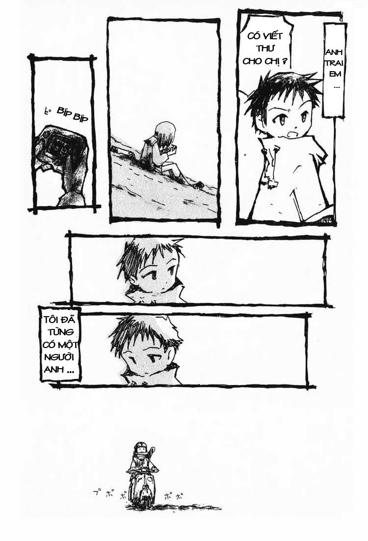 Furi Kuri chap 1 - Trang 5