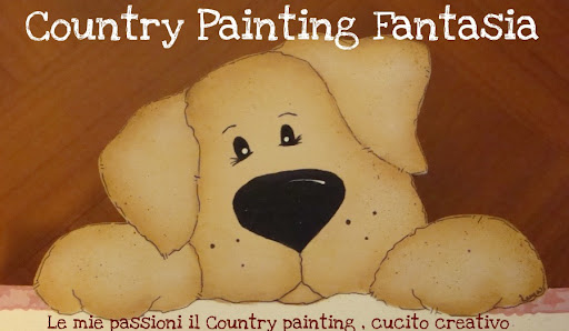 Country Painting Fantasia Lalla