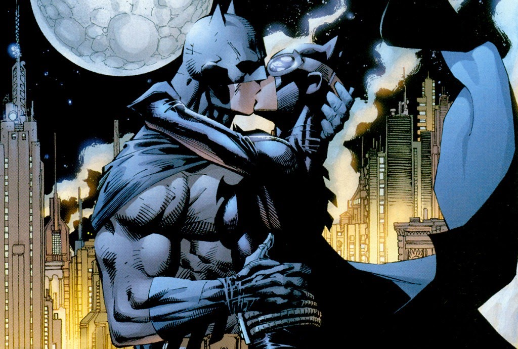 The Romantic Relationship Between Batman And Catwoman Is Something That Emphasized In This Comic As Well Featuring A Series Of Kisses Shared