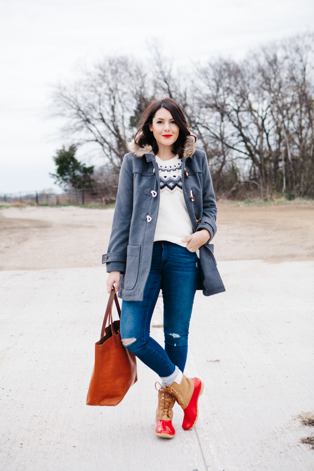 Wear It For Less: OUTFIT INSPIRATION: WINTER CASUAL