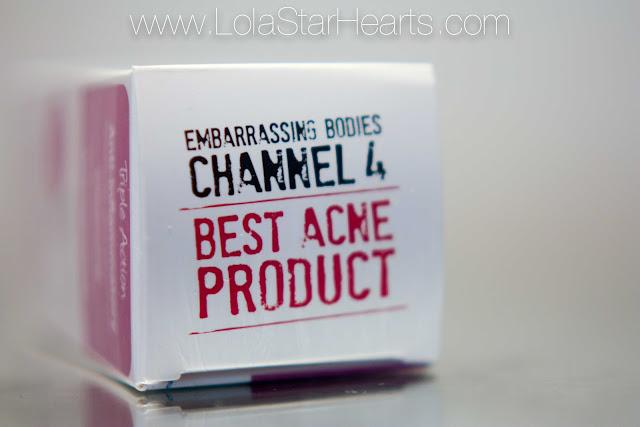 salcura antiac spot treatment acne review swatch photo