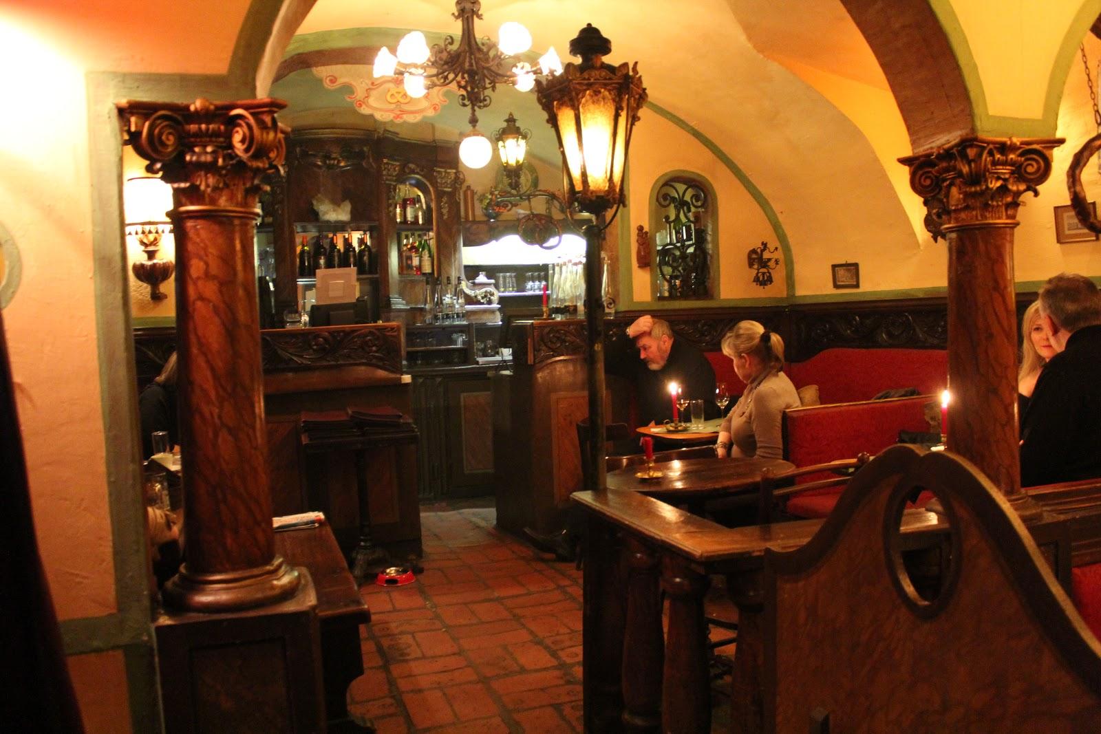 Brezel Gewölb: Historic Dining Experience   Reestablishing the Food ...