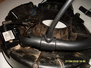Limpeza do sistema de ventilação positiva do Cárter - Monza, Kadett, Vectra A 003