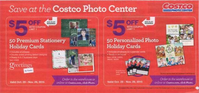 November costco coupons