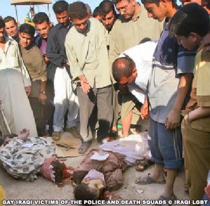 United states help gay iraqi