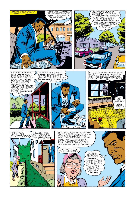 Captain America (1968) Issue #353 #285 - English 10