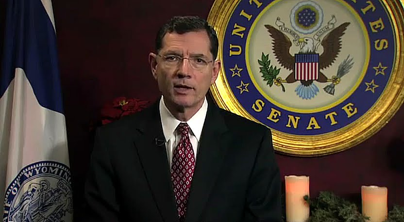 Sen. John Barrasso of Wyoming