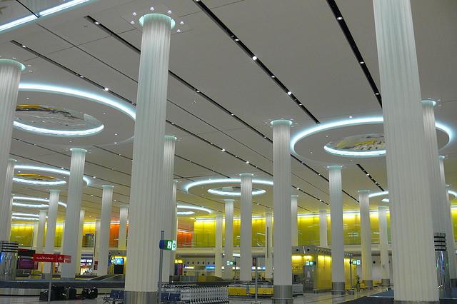 Al- Makhtoum International Airport (U.A.E)