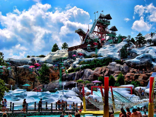 Blizzard Beach Disney Water Park