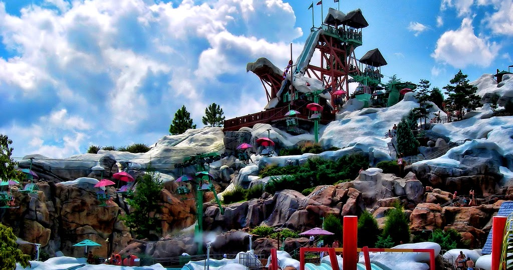 Disney S Blizzard Beach Water Park In Orlando Tips Trip Florida