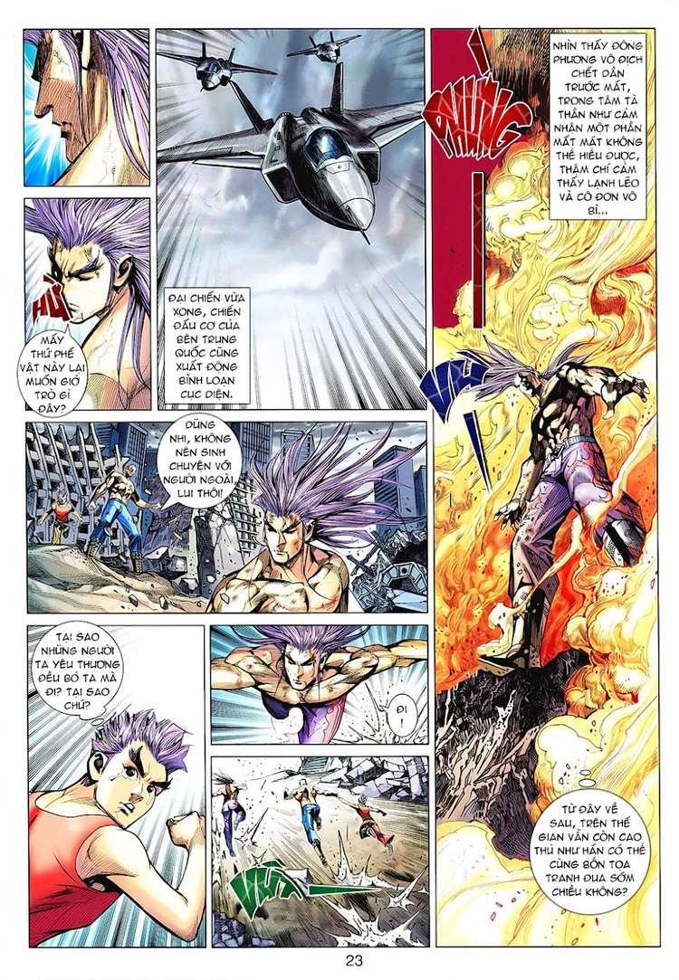 Hỏa Vân Tà Thần II chap 100 Trang 22 - Mangak.info