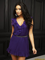Shay Mitchell Pretty Little Liars season 1 photoshoot