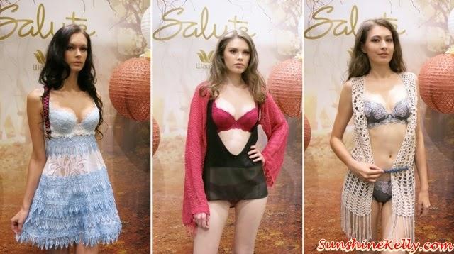 Salute Artistry Boho Fashion Showcase, Boho Chic Party, Boho Party, Lingerie Party, Lingerie Fashion Show, Wacoal Malaysia, Wacoal, Lingerie