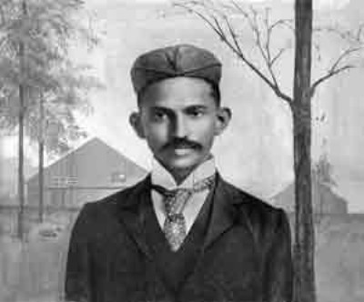 mahatma gandhi childhood information