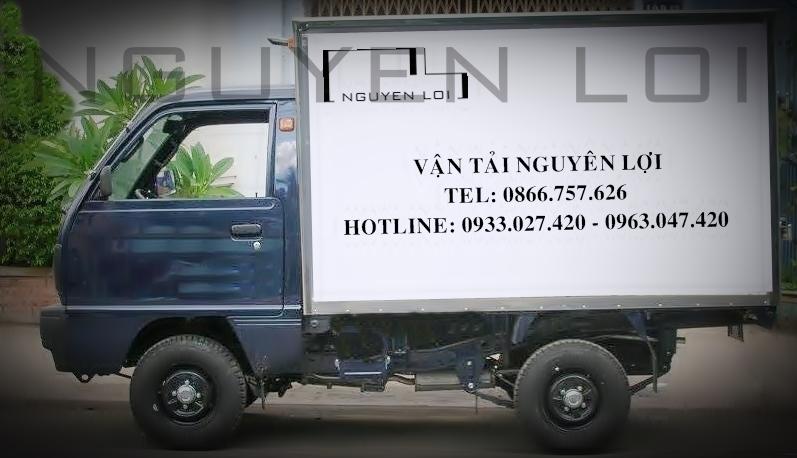 Cho thuê xe tải nhỏ tphcm