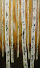 Birches, Birds, & Wires. Arts on Queen. 2198 Queen Street East, Toronto.