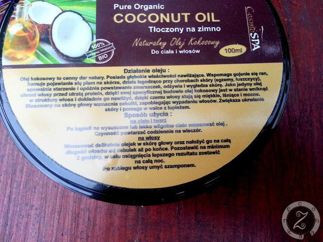 porowatość włosów a oleje
