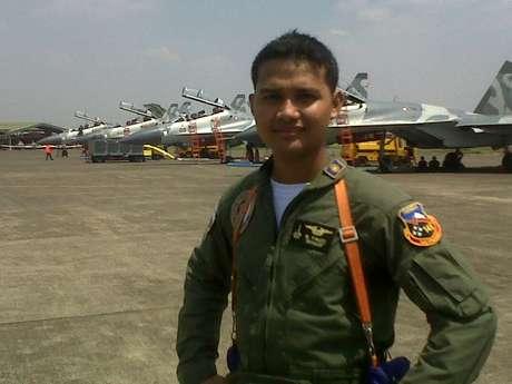 Letnan Satu Penerbang Rahman Fauzi