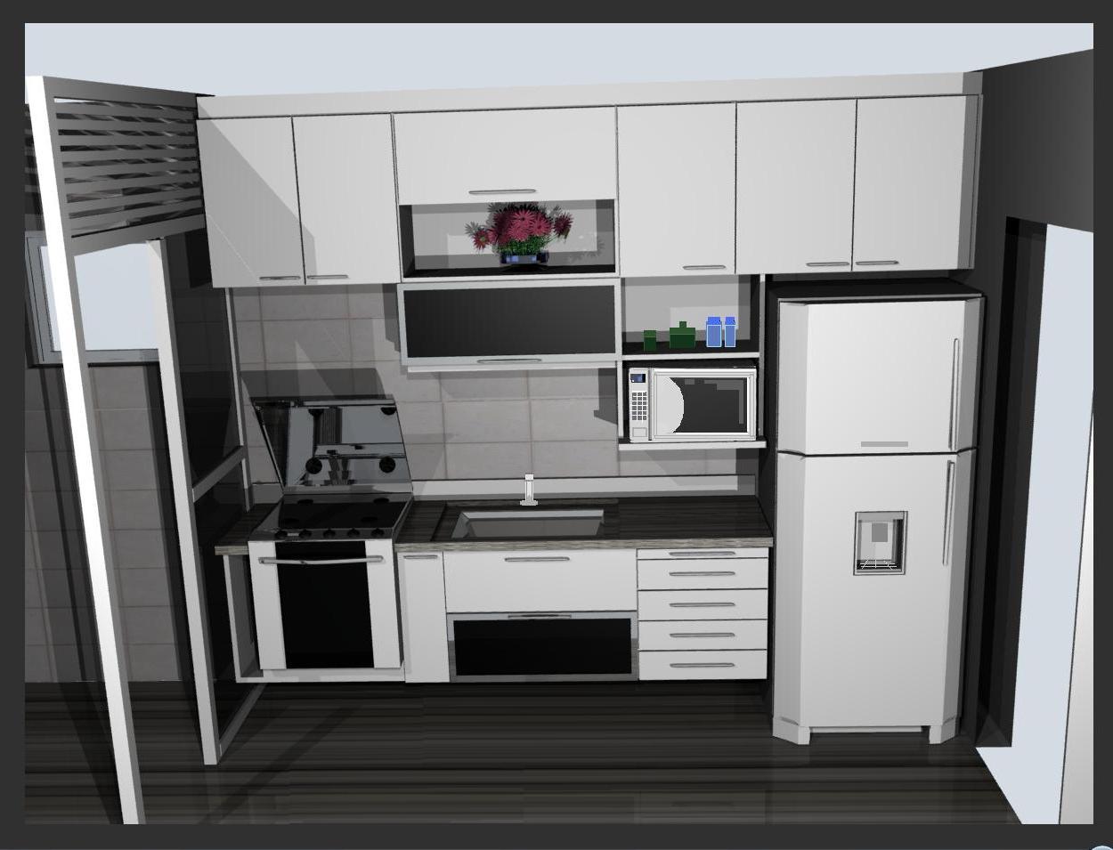 cozinha dos sonhos  #4F5C7C 1250 955