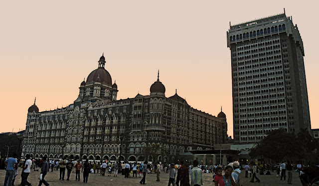 Taj Mahal Hotel in Mumbai, India