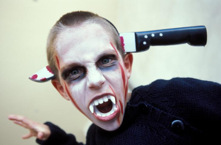 Cuáles son los disfraces clásicos de Halloween para niños
