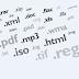 للمبتدئين: كيف تجعل الويندوز يُظهر امتداد الملفات