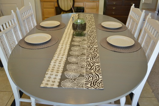 Sweetie Pie Style: Dining Table Before U0026 After: How To Refinish A Wood Table Part 72