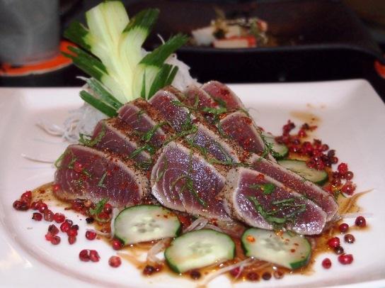 lone pine hotel penang matsu japanese tuna tataki