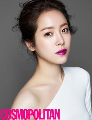 Han Ji Min Cosmopolitan November 2015