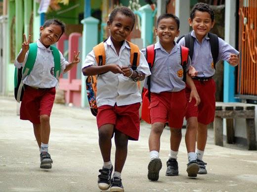 Keunggulan Sekolah Gratis di Indonesia