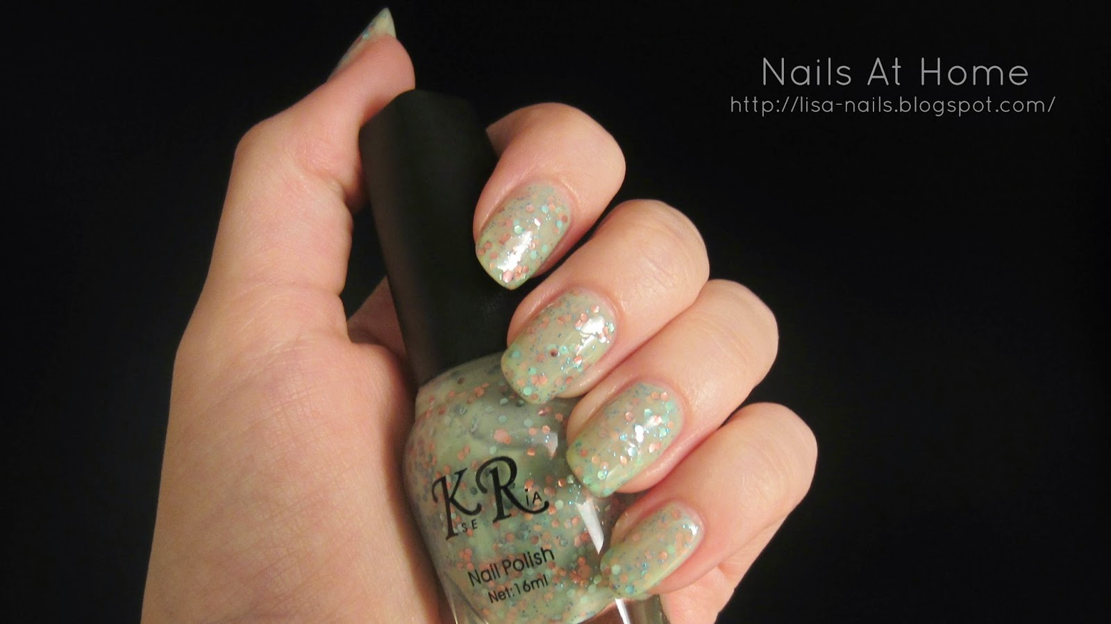 Dessert Nails with Born Pretty Store Nail Polish