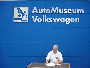 Museu Volkswagen, Alemanha - Wolfsburg