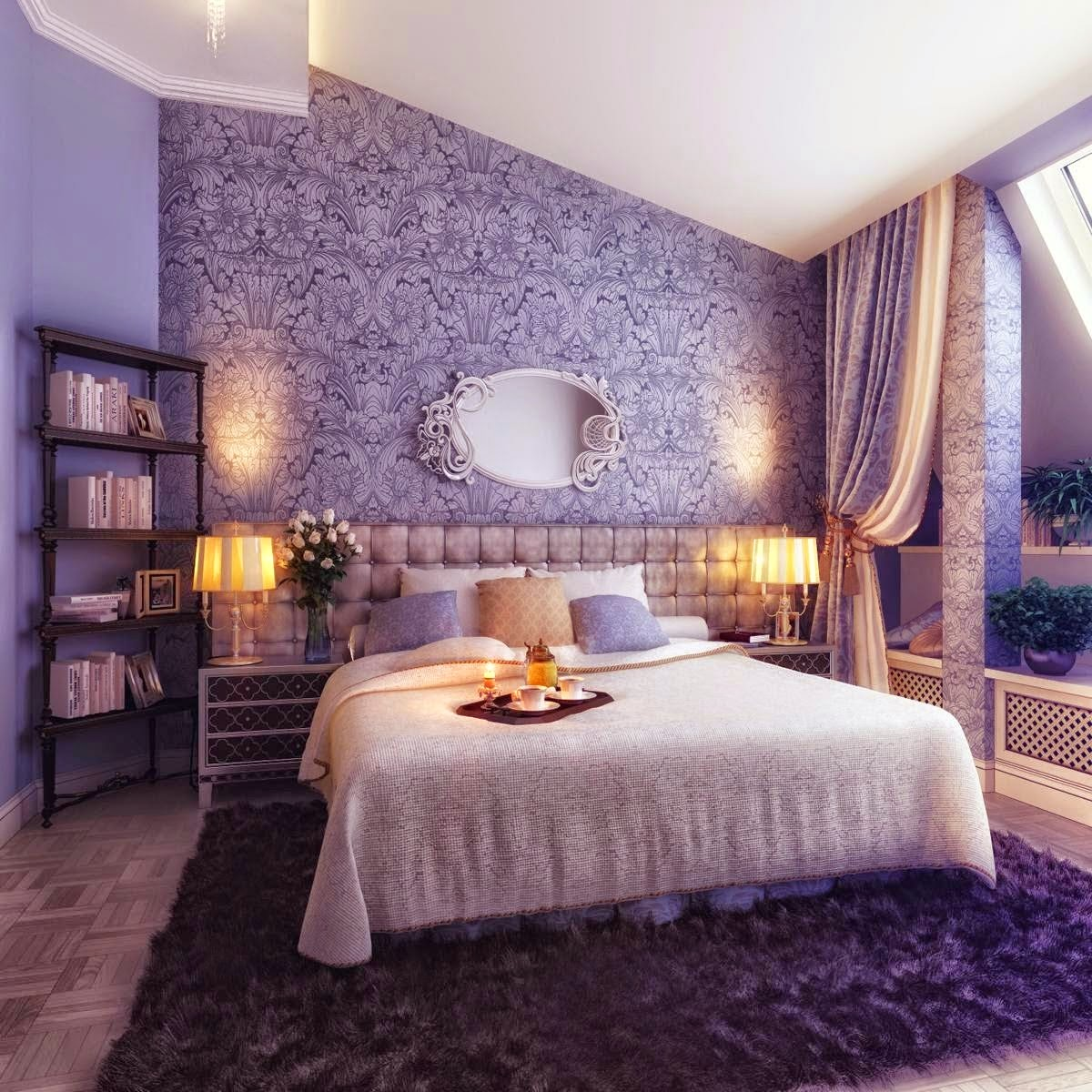 romantic bedroom designs and ideas