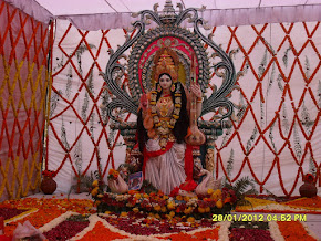 Saraswati Pujnotsav - 2012