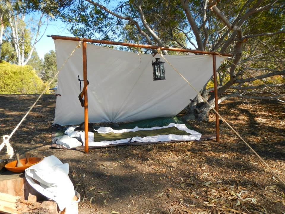 Mountain Man Shelters : Goblin ranger classic camping going back to the quot old ways