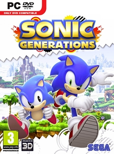 Sonic Generations - PC (Download Completo - Torrent)