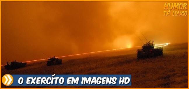 Galeria de Imagens em HD: O Exército Americano