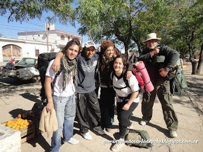 Con Moisés en Villa Atamisqui - Gambeteandoconladepalo